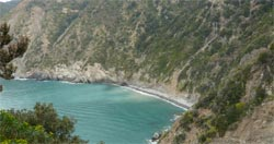 Playa Fossola, Cinco Tierras, Liguria