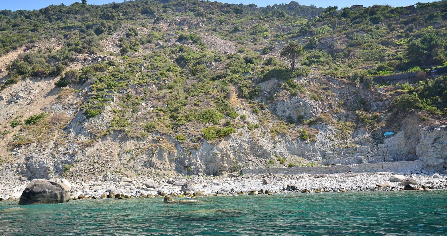 Persico Beach Cinque Terre Liguria