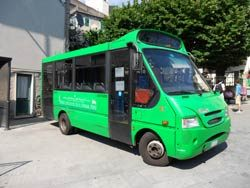 eco-friendly buses in Cinque Terre
