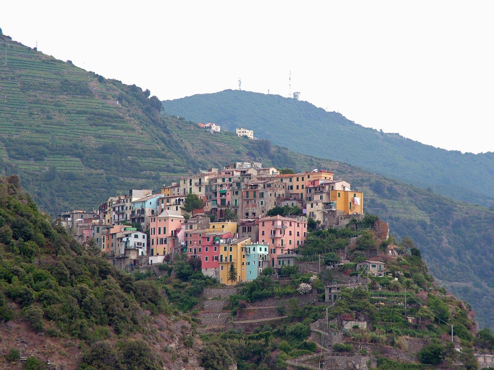 Cinque terre corniglia for Hotels 5 terres italie