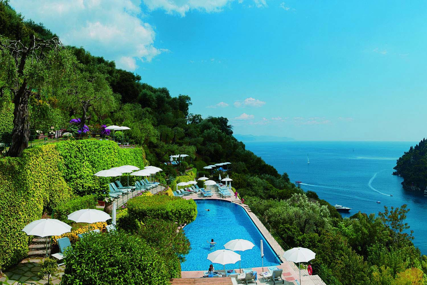 Best Hotels In Portofino Italy