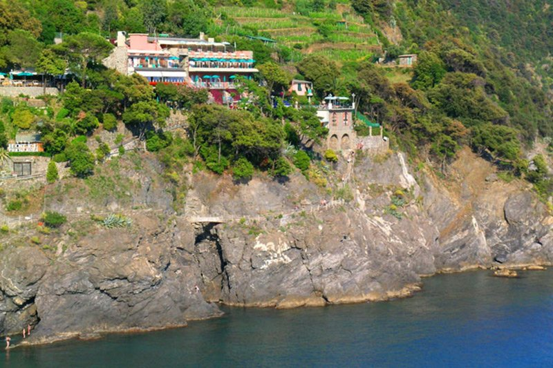 Cinque terre besondere hotels for Besondere hotels