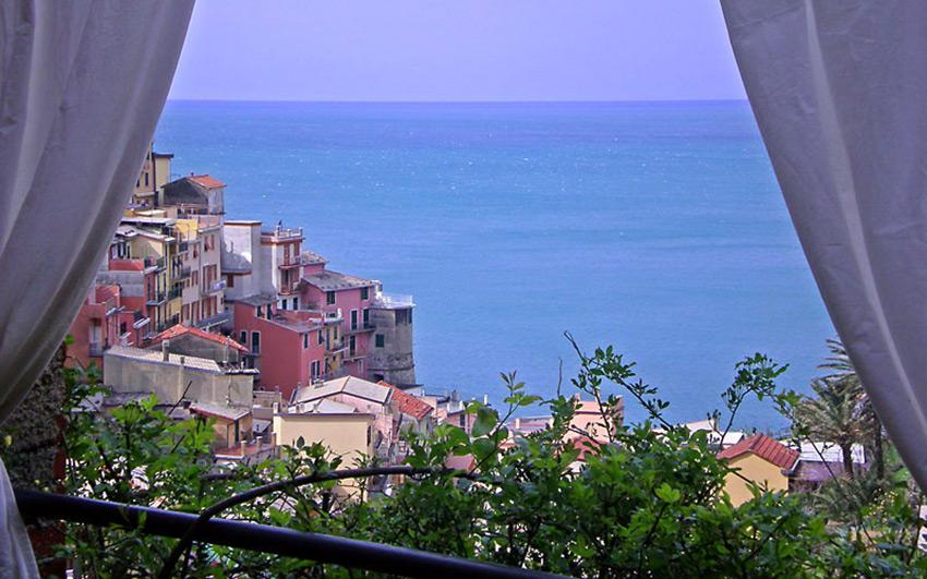 Hotel La Torretta Manarola Cinque Terre Italy