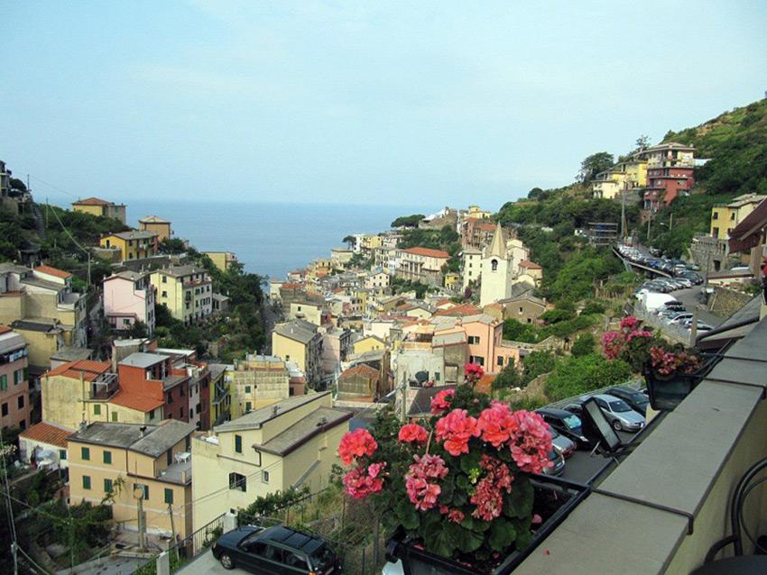 Hotel Villa Argentina Riomaggiore Cinque Terre Italy