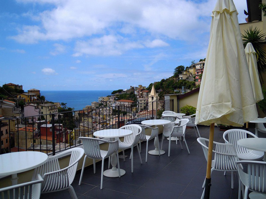 Cinque terre fancy hotels for Appart hotel 5 terres
