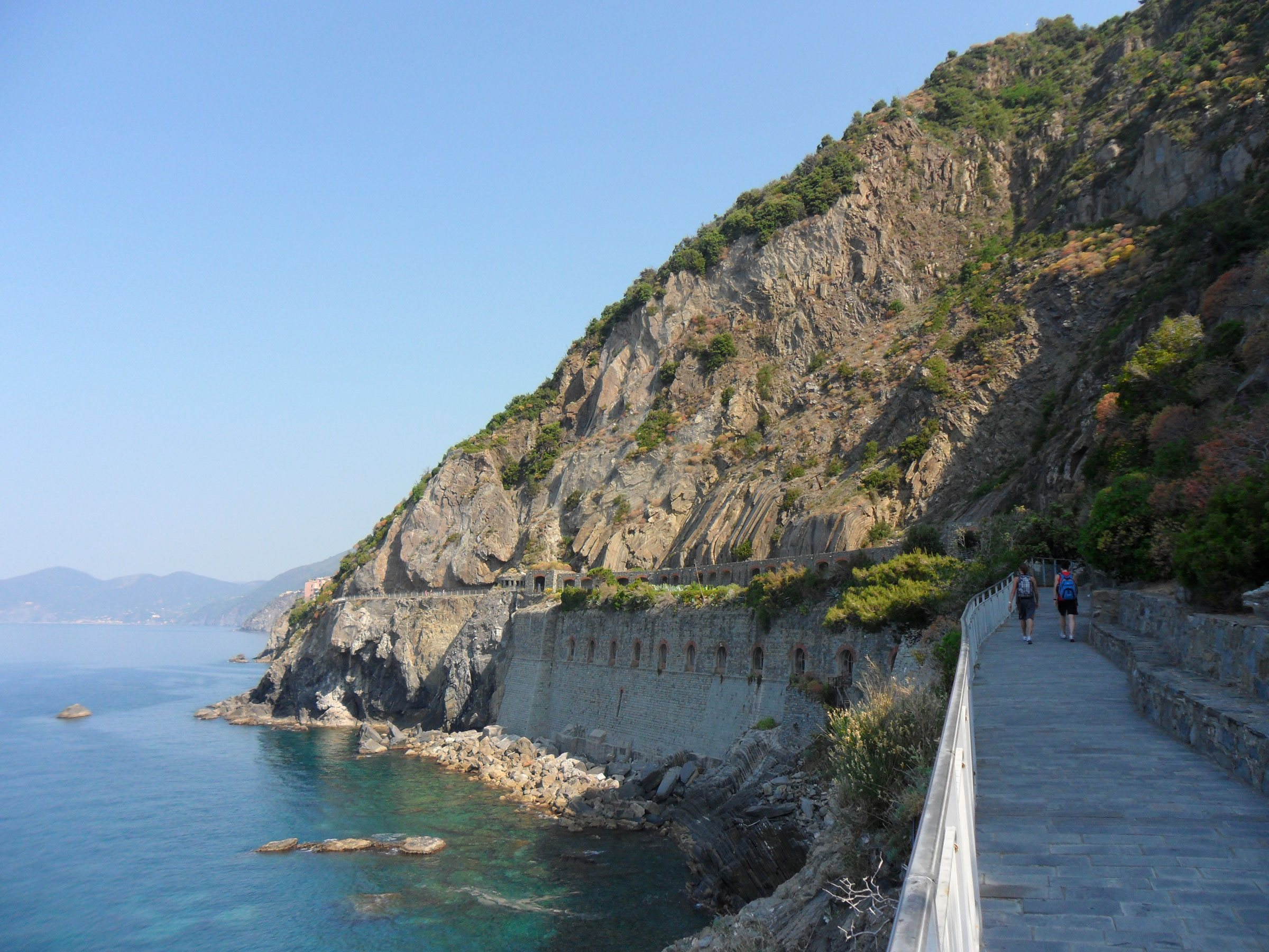Cinque Terre Visit in one day