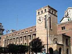 Post office edifice (Central Post Office), La Spezia, Cinque Terre