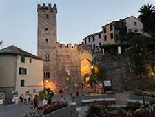 Town Gate and Tower, Portovenere, Italy