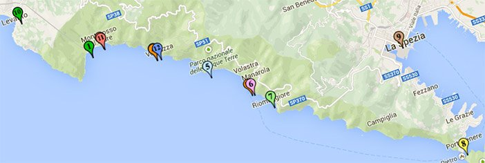 Cinque Terre: What and where to eat on cinque terre italy map, monterosso al mare, ravello italy map, cortona italy map, positano italy map, amalfi coast italy map, portovenere italy map, tyrol italy map, urbino italy map, cinco de terre italy map, portofino italy map, cinque terre, italy, italian riviera map, bogliasco italy map, riomaggiore italy map, italian riviera, vernazza italy map, province of la spezia, la spezia, montepulciano italy map, capri italy map, lavagna italy map, mantua italy map, castellana grotte italy map,
