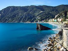 Monterosso - The beach (Fegina)