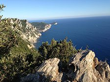 Path #1 - Path Hills of Telegrafo - Portovenere, amazing view