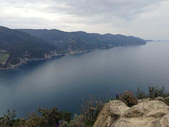Monterosso - Cape of Mesco