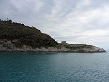 Palmaria Island - View from the Sea